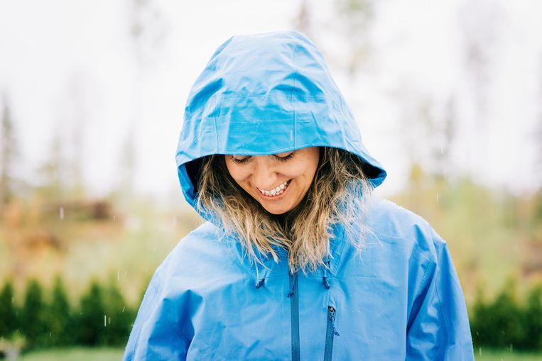 Regen en wind op komst Beeld Getty Images
