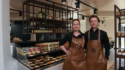Met maand vertraging openen Leen en Remko donderdag delicatessenzaak Goesting