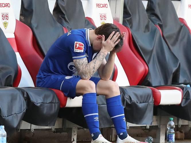 """Na 30 jaar Bundesliga einde verhaal voor Schalke 04: """"Doodzonde"""", zeggen Emile Mpenza en Sven Vermant"""