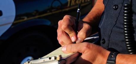 Recalcitrante automobilist voor derde keer bekeurd op zelfde plek in Roosendaal