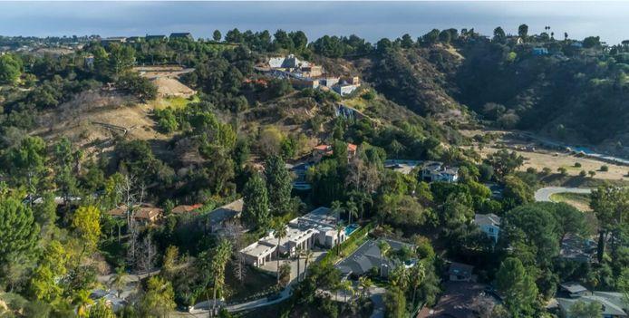 De voormalige villa van Lindsey Vonn