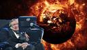 Stephen Hawking waarschuwt dat het over 600 jaar gedaan is met onze aarde.