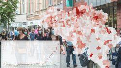 IN KAART. 230 gemeenten boven alarmdrempel, hoe staat uw regio er voor?