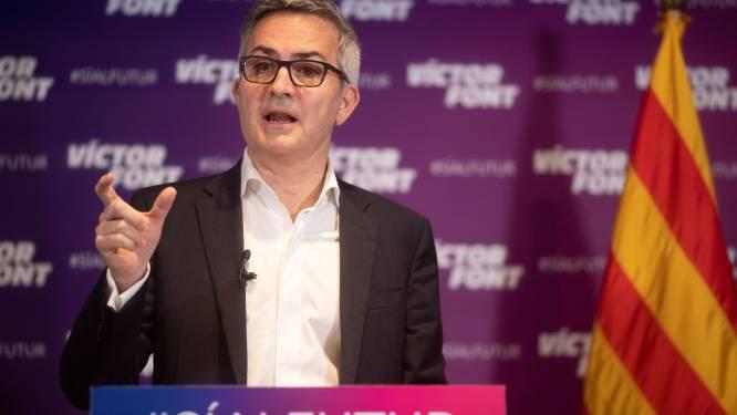 """Kandidaat-voorzitter Victor Font: """"Technisch gezien is Barcelona bankroet"""""""