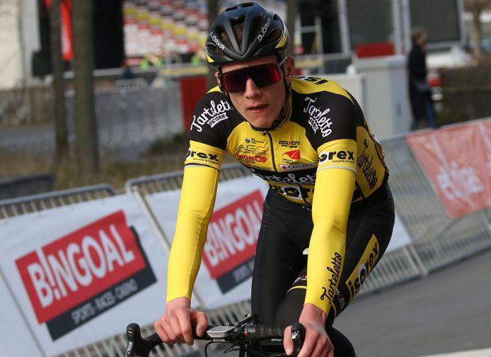Thomas Joseph reed zijn laatste wedstrijd op 19 maart, met de Bredene-Koksijde Classic.