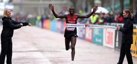 Kenianen pakken goud en zilver bij WK veldlopen