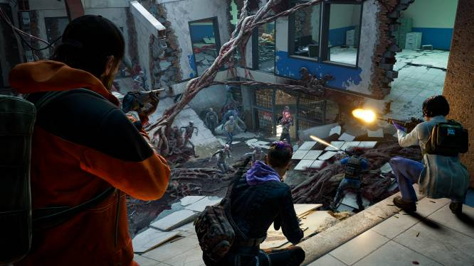 In game 'Back 4 Blood' maak je vrienden voor het leven - althans eventjes