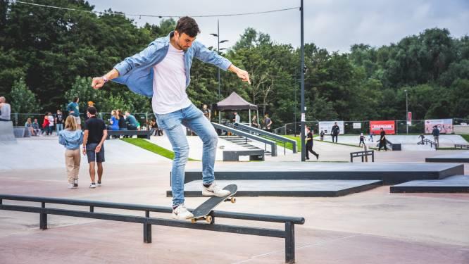 """Grootste skatepark van Europa is nog geen jaar open en moet al hersteld worden: """"Maar alles is nog onder garantie"""""""