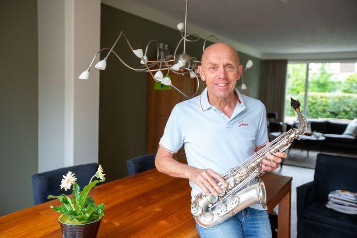 Henny de Vocht was medeoprichter en secretaris van Orkest Poco Loco uit Valkenswaard.