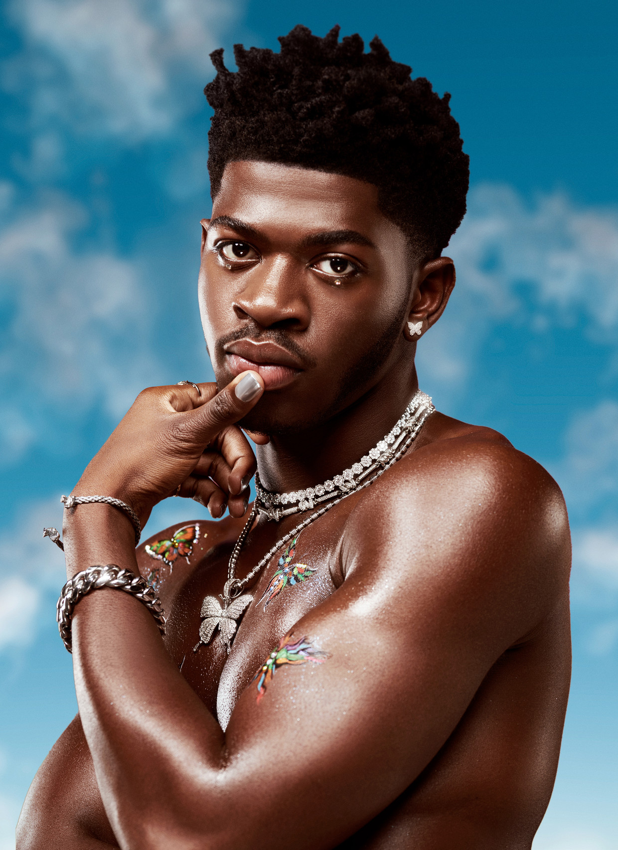 Lil Nas X Beeld Charlotte Rutherford