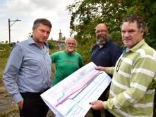 Probleem Boskoopse Spoorbos opgelost: Gemeente koopt grond van ontwikkelaar