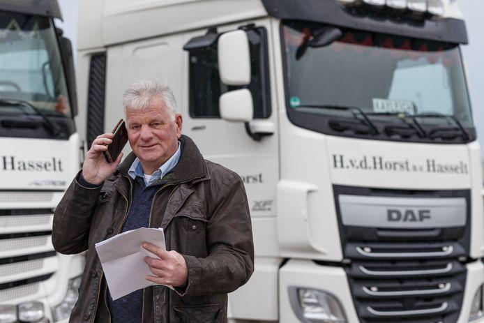 Met de overname is Hans van der Horst de derde en laatste generatie die leiding geeft aan het Hasselter transportbedrijf.