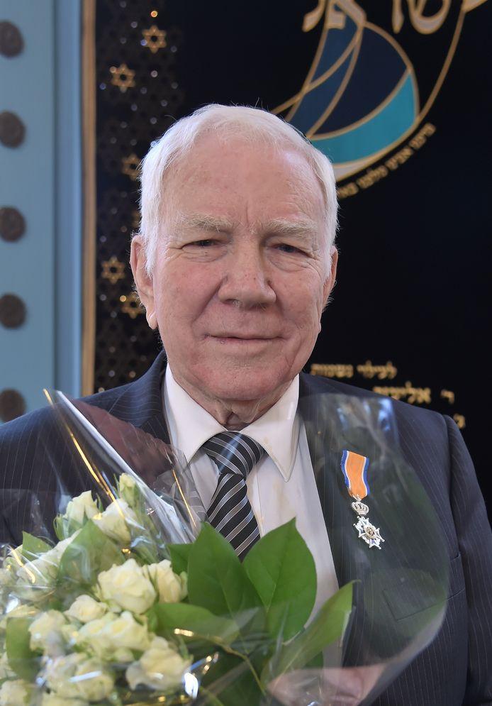 Rudi Gomperts ontving in 2016 een koninklijke onderscheiding. Hij werd Lid in de Orde van Oranje Nassau.