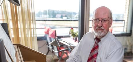 Organist Ger van Eersel (82) viert jubileum met zijn afscheid