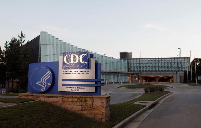 het hoofdkwartier van de CDC in Atlanta.