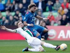 Dramatisch Feyenoord boft nog met 1-0 nederlaag in Groningen