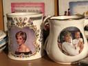 Van prinses Diana heeft Tanja wel veel memorabilia.