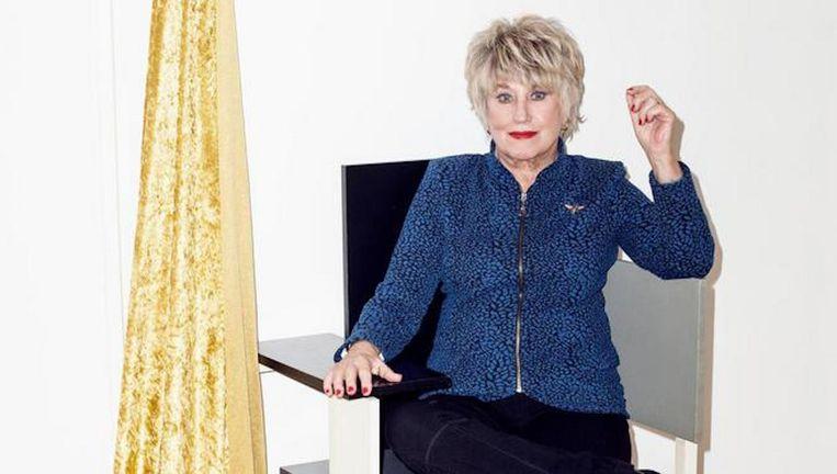 Jenny Arean staat nog tot en met maart in de theaters met de voorstelling Jenny Arean & Marijn Brouwers Beeld Linda Stulic