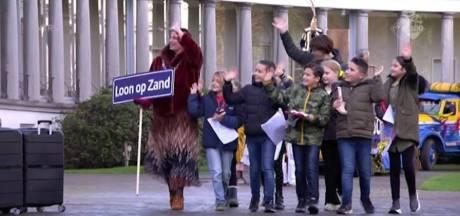 De burgemeester van Loon op Zand houdt haar bezoek aan Sinterklaas graag mysterieus