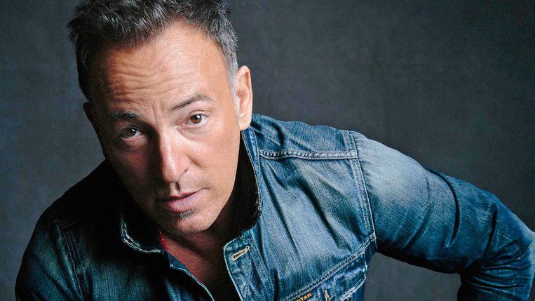 Bruce Springsteen. Beeld RV