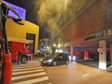 Rookwolken uit parkeergarage Zuidpoort blijken niet afkomstig van brand, maar van noodaggregaat