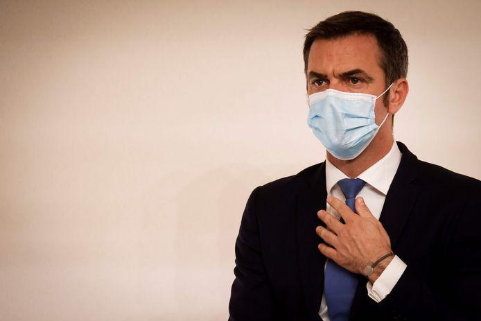 Le ministre de la Santé Olivier Véran