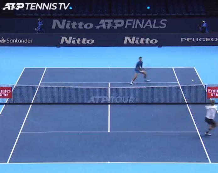 Alexander Zverev et Novak Djokovic régalent à Londres.