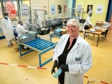 Arnhemse hal ongeschikt voor produceren van mondkapjes: Mondmaskerfabriek gaat verhuizen