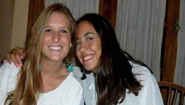 María Coni et Marina Menegazzo.