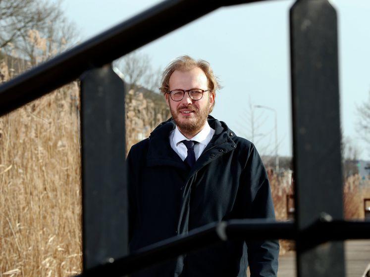Mark Boumans: 'Alleen bij de ziekenhuizen zie ik een strijd tussen oost en west'