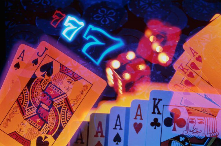 Online gokken wordt na jaren van politiek gesteggel legaal. Beeld Getty Images
