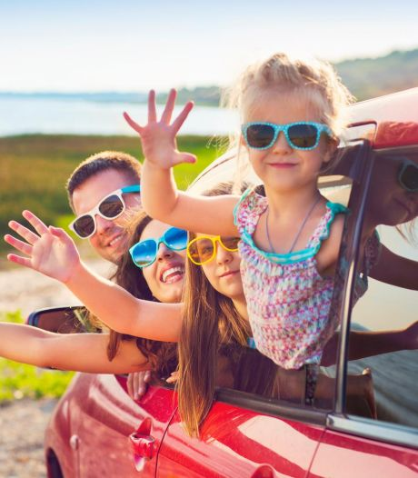 Une sélection de jeux malins pour occuper les jeunes enfants en voiture ou sur le lieu de vacances