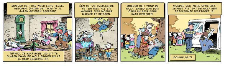 null Beeld Frodo De Decker