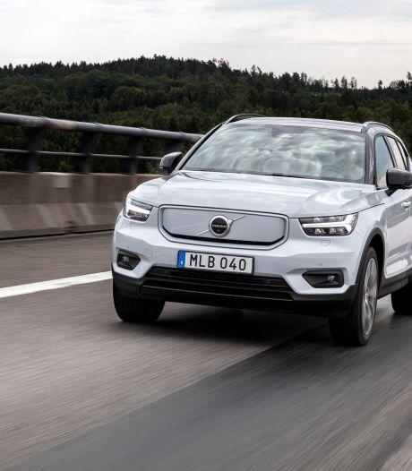 Zo rijdt de eerste volledig elektrische Volvo: XC40 Recharge