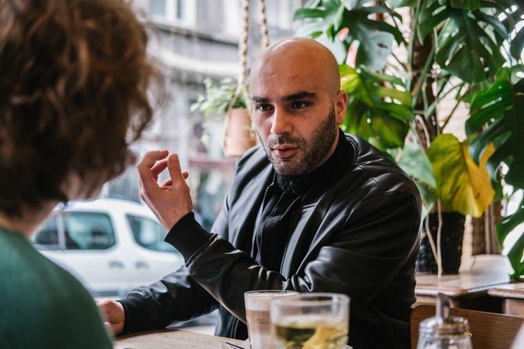 Na de aanslagen schreef El Bachiri het boek 'Een jihad van liefde'. Die boodschap van vrede en tolerantie verspreiden is het enige dat hem gaande houdt.