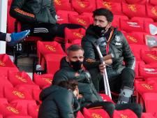 ManUnited rekent in EL-finale niet op aanvoerder Maguire