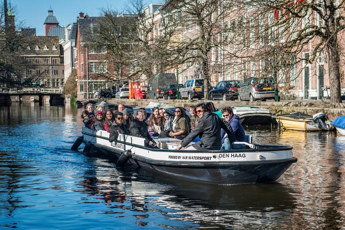 De Willemsvaart brengt je in ov-loos Den Haag van het CS naar Madurodam en alle stops er tussen