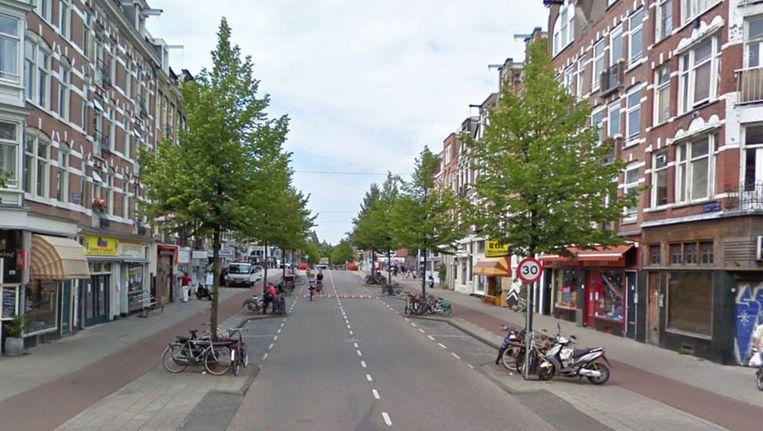 Woningen in West aan de Jan Pieter Heijestraat. Beeld Streetview