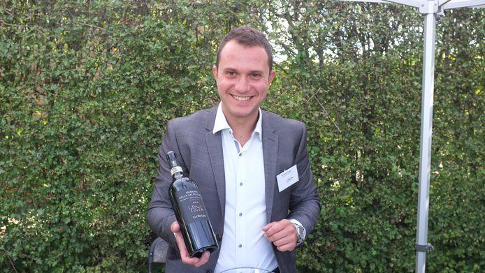 """Franceso Ganci van wijndomein Ca'Rugate: """"Ik ben blij dat ik er bij kan zijn."""""""