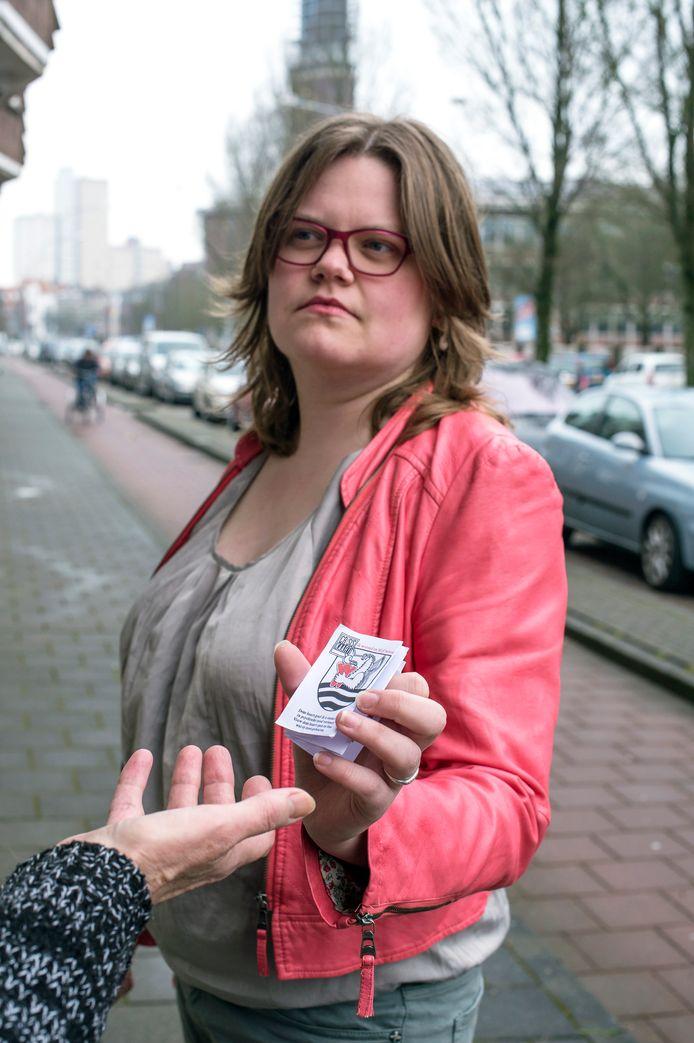 Klazine Tuinier is coördinator van het Crisiskaartproject in Zeeland.