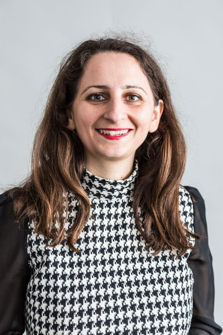 Hala Naoum Néhmé. Gemeenteraadslid VVD Amsterdam. Beeld Tammy van Nerum