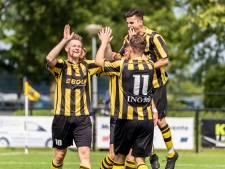Overzicht promotie- en degradatieregeling in het amateurvoetbal