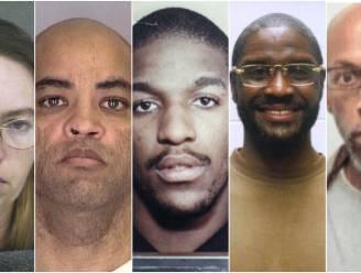 Deze vijf terdoodveroordeelden liet Trump nog snel terechtstellen