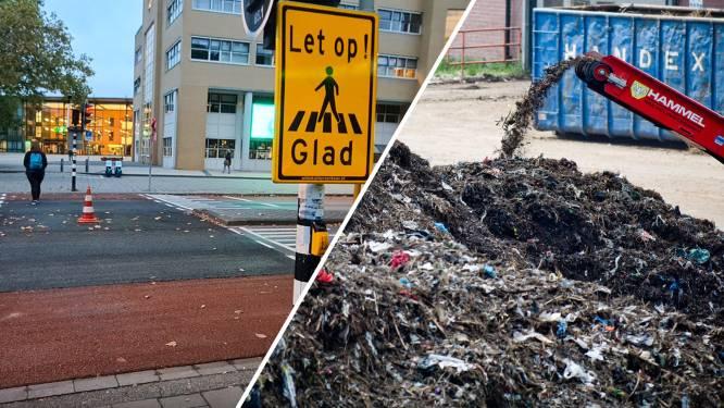 Gemist? Te glad 'gaybrapad' alweer weg uit Enschede en havenlobby wil goederentrein naar Oldenzaal