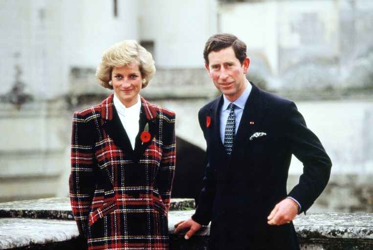 Prinses Diana interview Beeld Getty Images