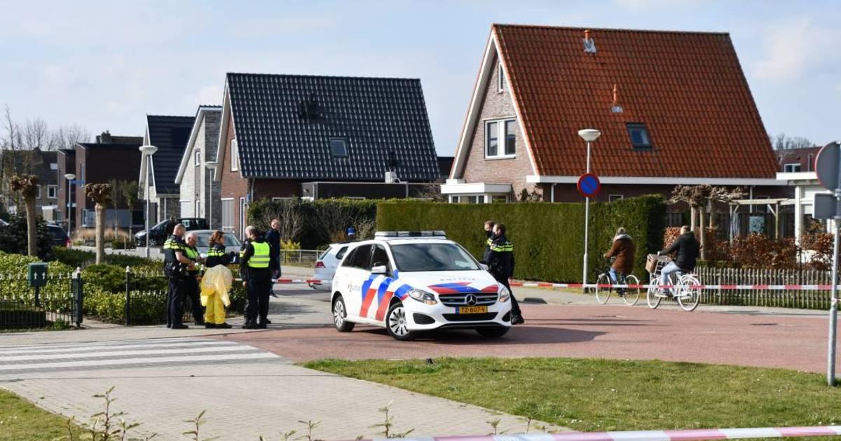 Vrouw overleden na aanrijding personenauto en scootmobiel in Kapelle.