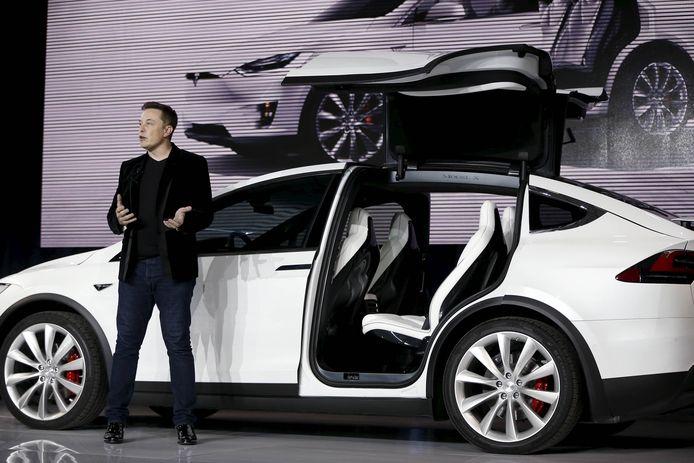 Tesla's ceo Elon Musk vormt als innovator een uitzondering