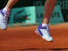 Les chaussures spéciales de Kim Clijsters