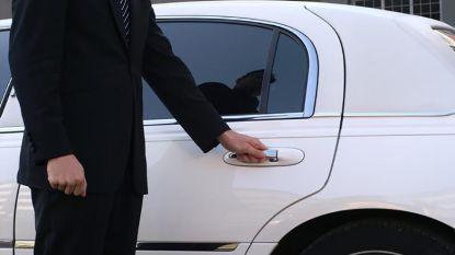Iraniër laat zich in limousine vervoeren om Engeland binnen te komen