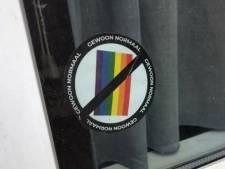 Autocollants anti-LGBT à Anvers: un suspect interpellé
